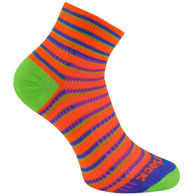 Wrightsock Coolmesh II Socks Quarter Socks orange